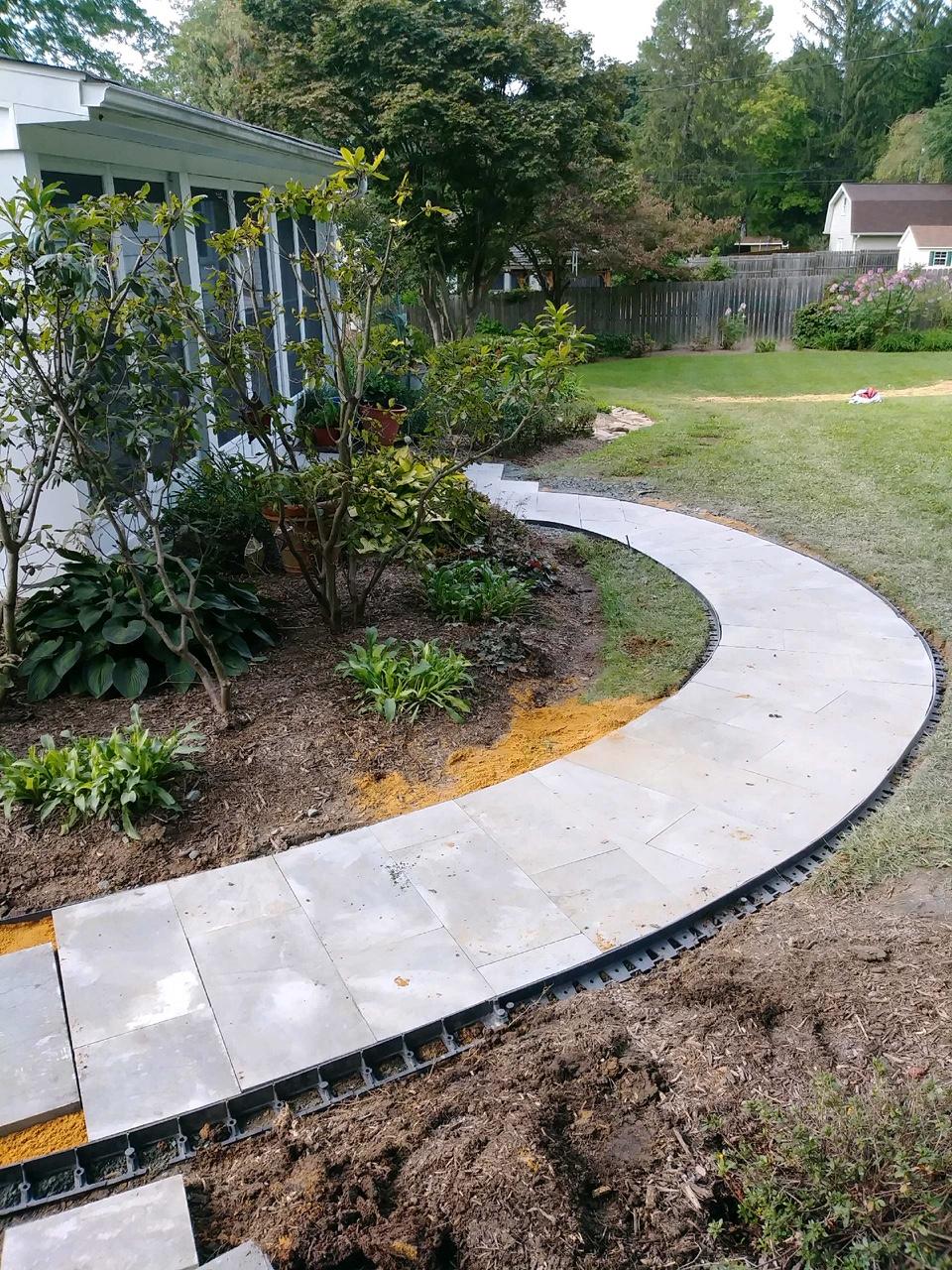 Pavers - Create & Repair/Walkways